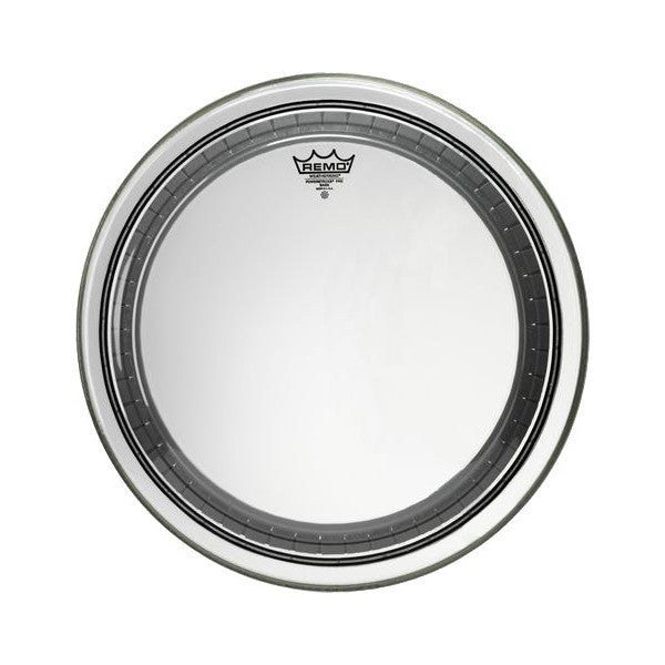 Remo PR-1322-00 Bass Drum Head Powerstroke Pro Clear 22inch
