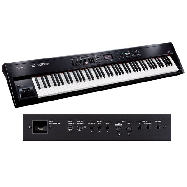 bajaao com buy roland rd 300nx stage piano online india musical instruments shopping. Black Bedroom Furniture Sets. Home Design Ideas