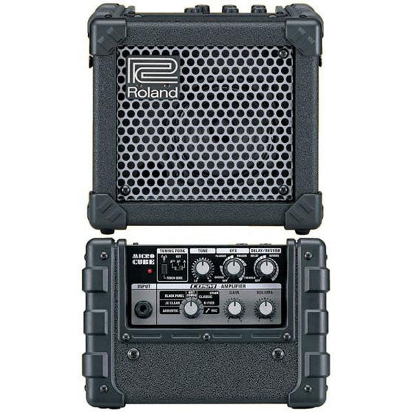 bajaao com buy roland micro cube battery powered portable guitar amplifier with effects online. Black Bedroom Furniture Sets. Home Design Ideas