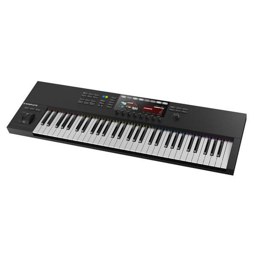Native Instruments Komplete Kontrol S61 Midi Keyboard With Free Upgrade To Komplete 12 Select