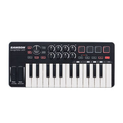 Samson Graphite M25 Mini USB MIDI Controller -Open Box