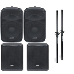 Samson Auro X12D + Auro D1200 Active Bundle - Best buy