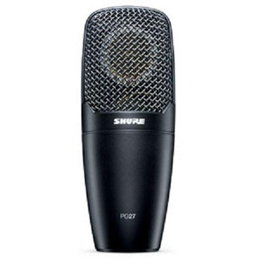 Shure PG27LC Cardioid Side Address Condenser Multi Purpose Microphone