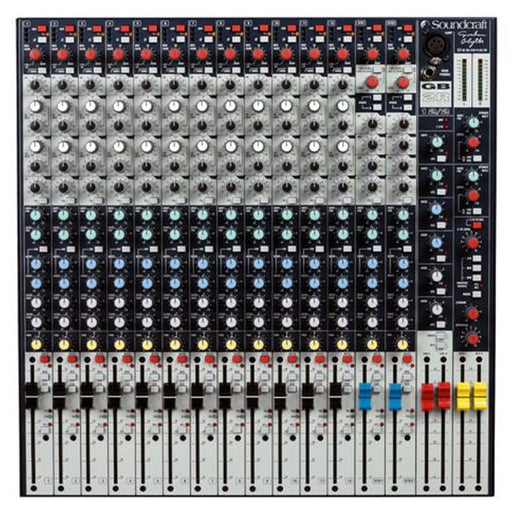Soundcraft GB2R 12 Channel Mixer