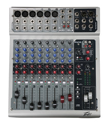 Peavey PV10 8- Channel Analog Mixer