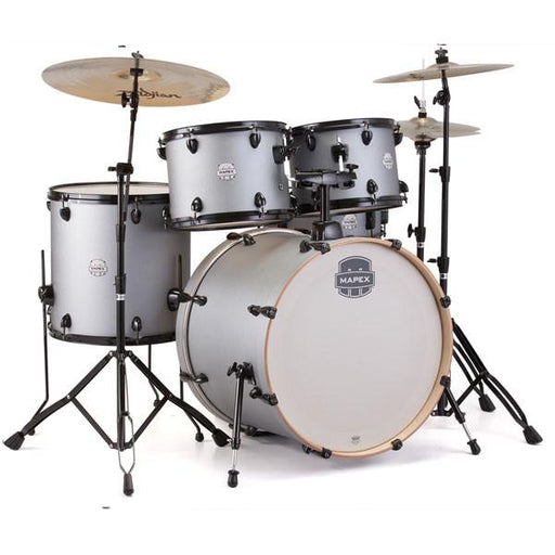 Mapex ST5255 Storm Series 5pcs Acoustic Drum Kit With Hardware - Open Box