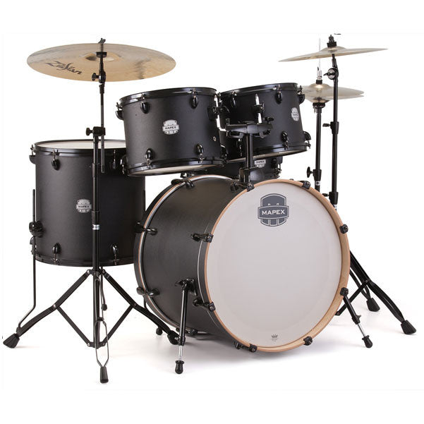 Mapex ST5255 Storm Series 5pcs Acoustic Drum Kit With Hardware