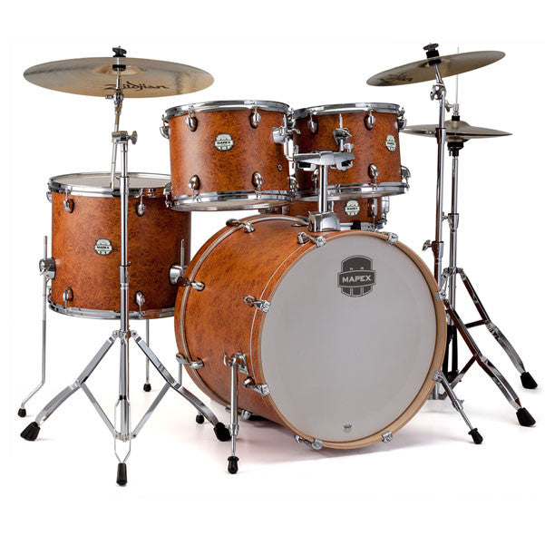 Buy Mapex St5255 Storm Series 5pcs Acoustic Drum Kit With Hardware