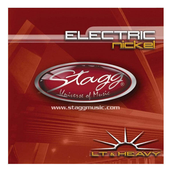 Stagg EL-1052 Nickel Plated Steel String Set For Electric Guitar