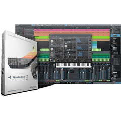 Presonus Studio One 3 Professional Recording Software