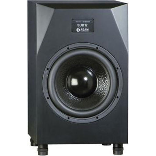 ADAM Audio Sub12 200W Powered Studio Subwoofer - Made in Germany