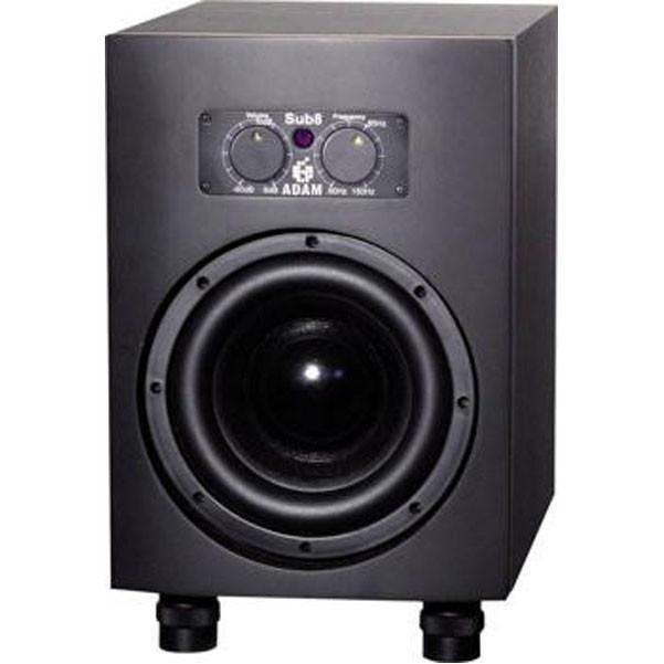ADAM Audio Sub8 Powered Studio Subwoofer - Made in Germany