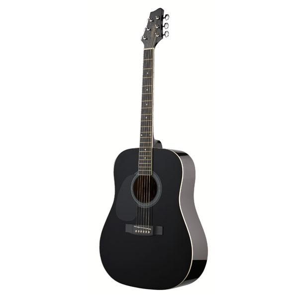 Stagg SW201 Left Handed Dreadnought Acoustic Guitar