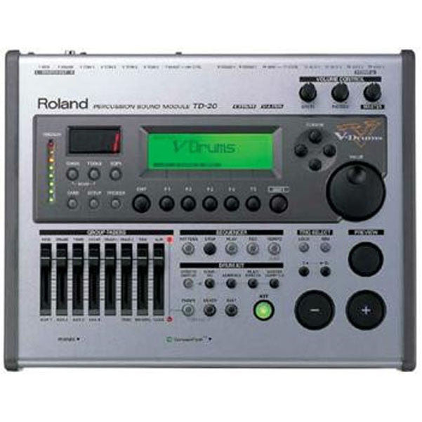 Roland TD20 Percussion Sound Module