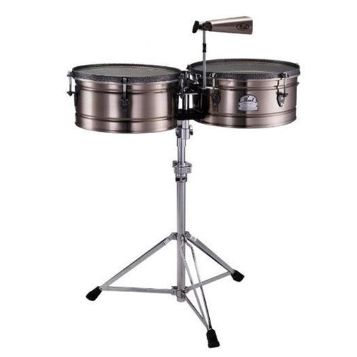 Pearl PTE-1415MQ Marc Quinones Signature Series Steel Timbale
