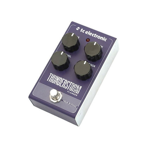 T.C. Electronic Thunderstorm Flanger Effect Pedal
