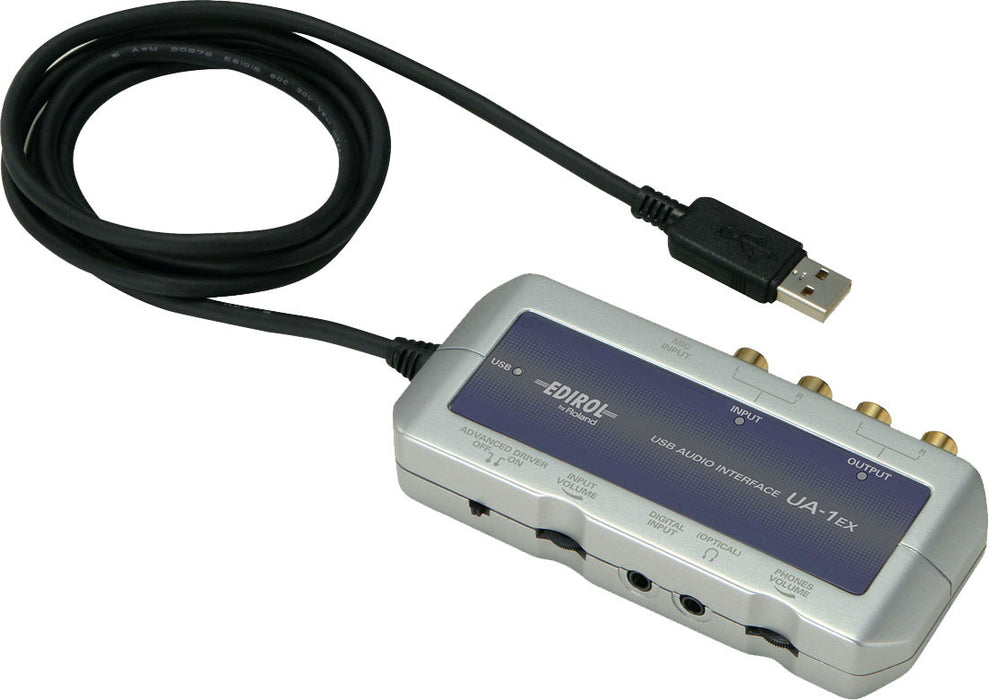 Roland UA-1EX USB Interface