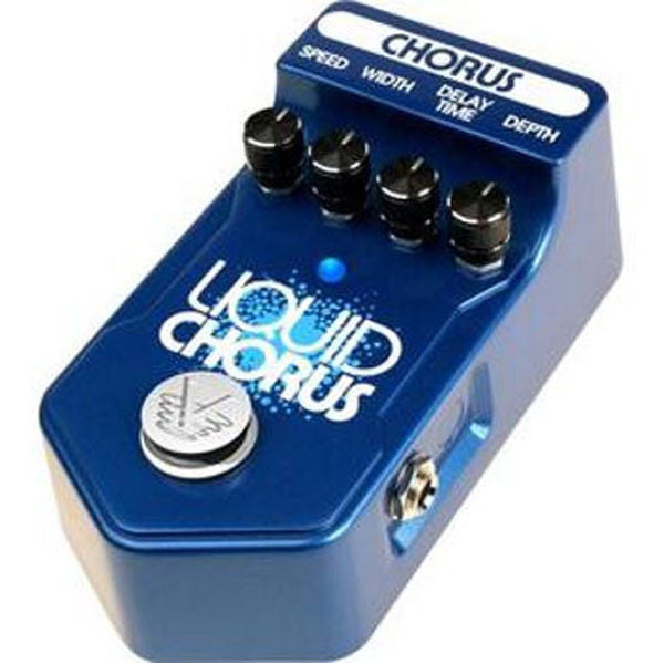 Visual Sound V2 Series V2LC Liquid Chorus Guitar Effects Pedal