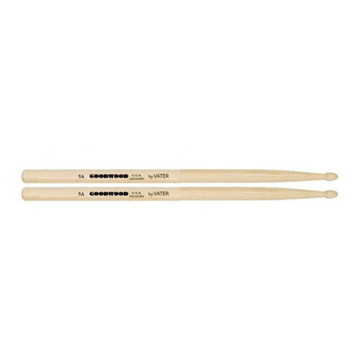 Vater GW5AW Goodwood 5A Wooden Tip Drum Sticks