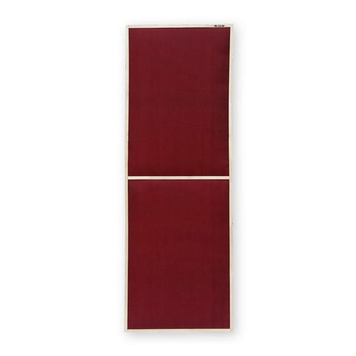E Flat 6'x2'X1inch Pack of 9 Acoustic Panels