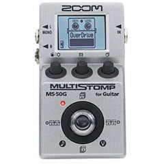 Zoom MS-50G Multistomp Guitar Pedal