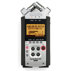 Zoom H4N Portable Multipurpose 4-Track Recorder