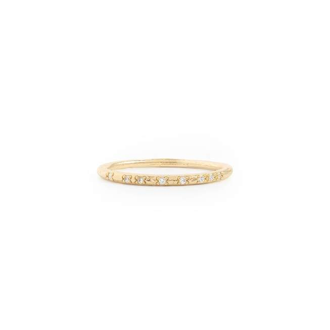 By Charlotte Illuminate Ring - Gold
