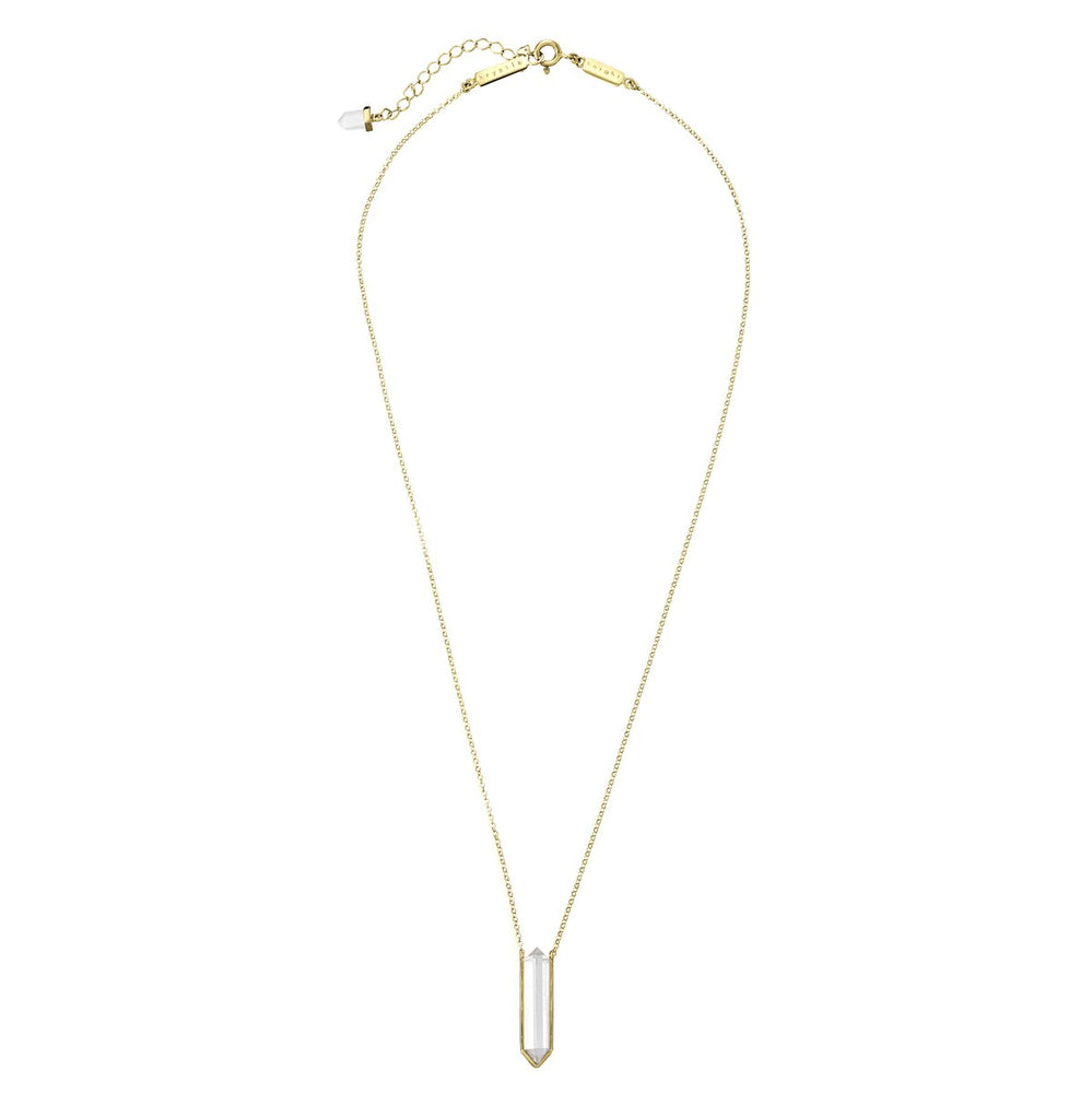 Krystle Knight - Awakened Mini Necklace in Gold