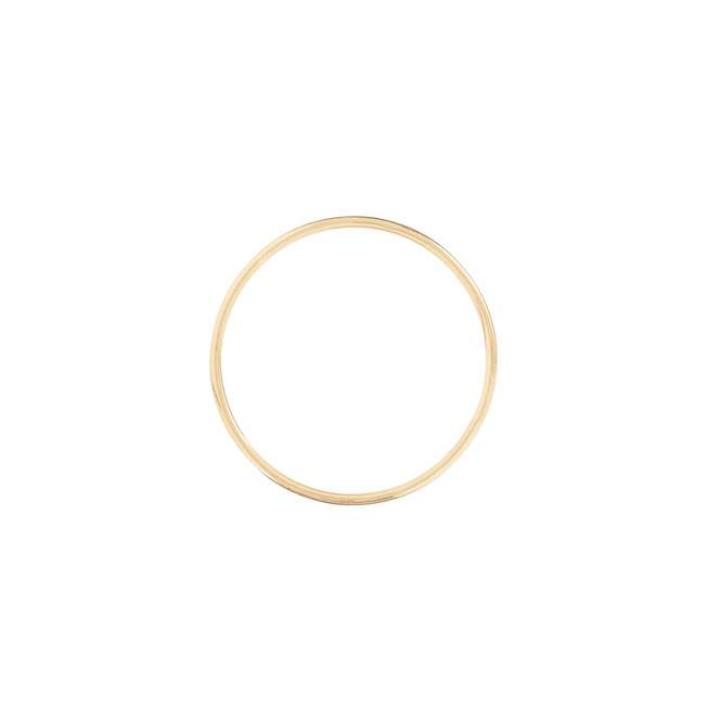 By Charlotte - 14k Gold Sweet Purity Ring