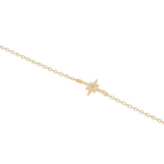 By Charlotte  - Starlight Bracelet in Gold