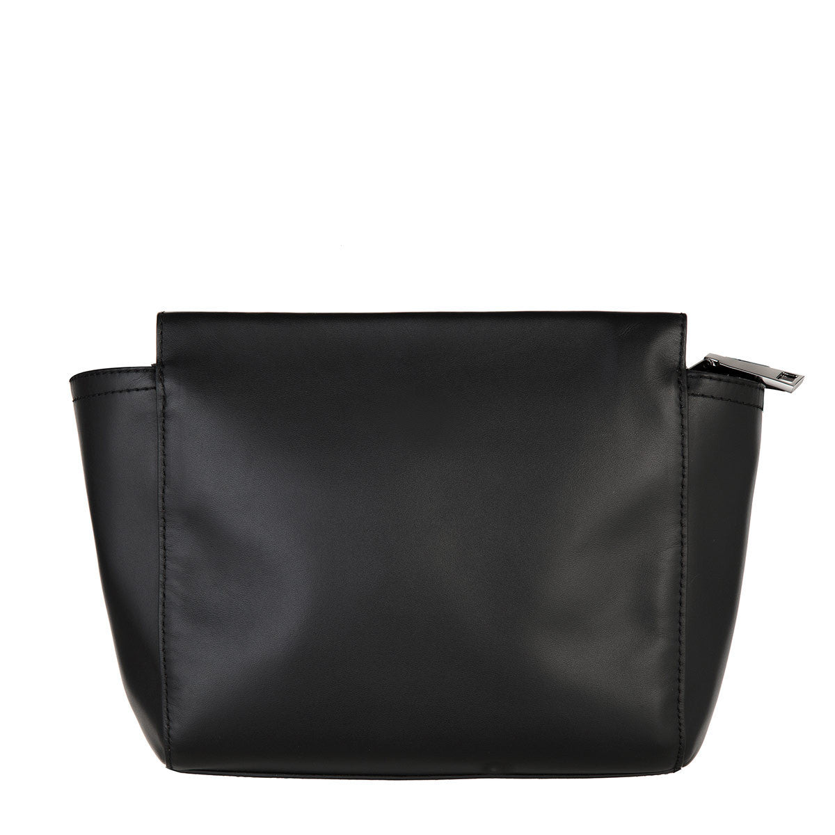 Status Anxiety The Ascendants Black Leather Hand Bag 2