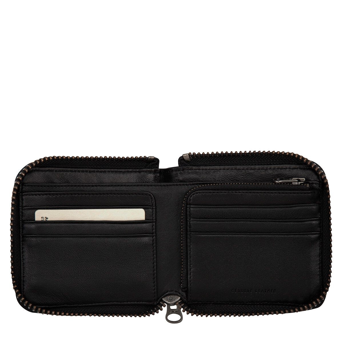 Status Anxiety - The Cure Wallet in Black