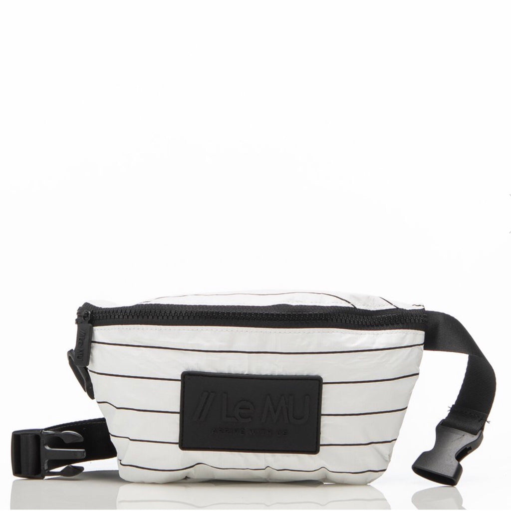 // Le MU - Mini Hip Pack // Le MU x Salt Gypsy Microstripe