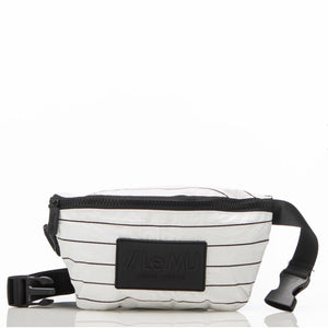 Load image into Gallery viewer, Le MU - Mini Hip Pack // Le MU x Salt Gypsy Microstripe