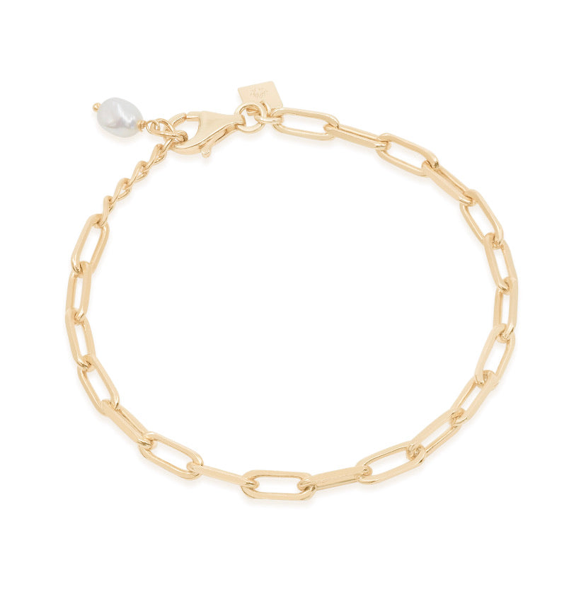 By Charlotte - Gold Destiny Bracelet