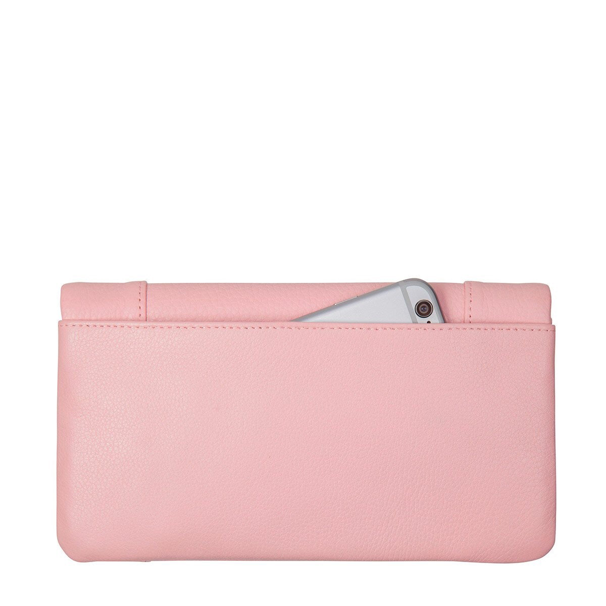Status Anxiety - Some Type Of Love Wallet in Soft Pink