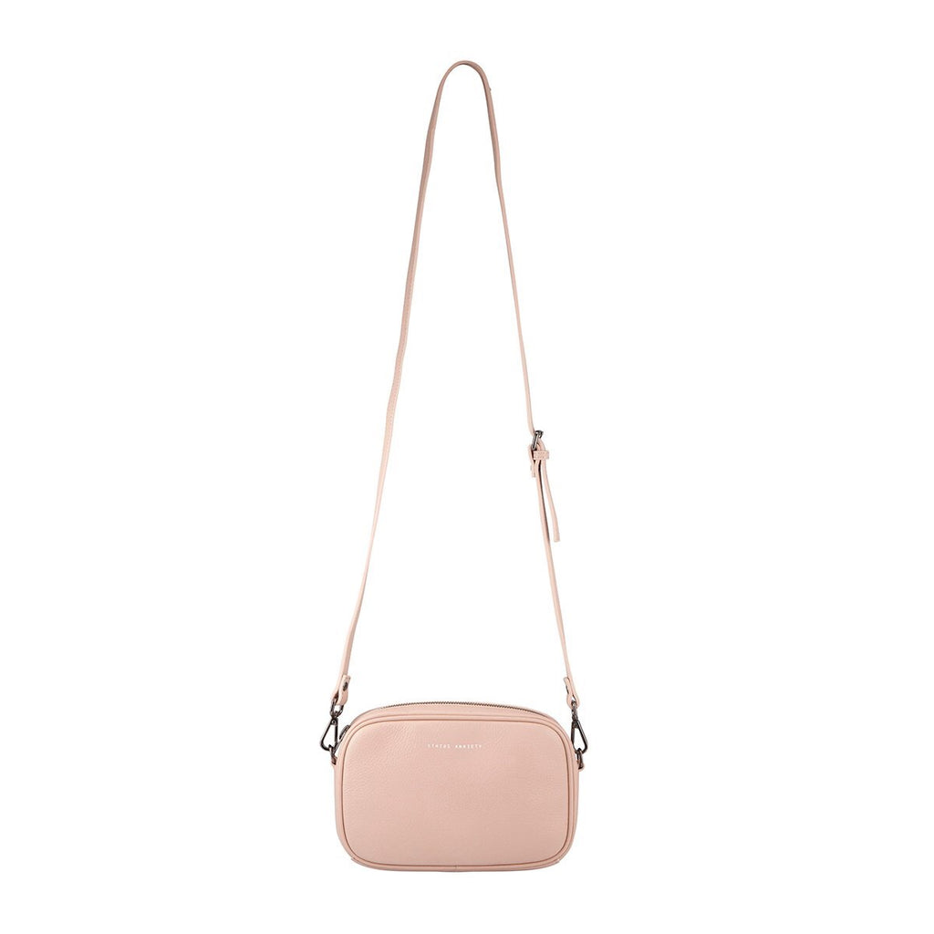 Status Anxiety - Plunder Bag in Pink