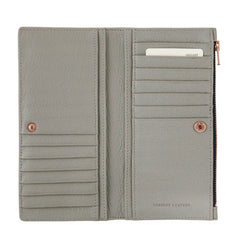 Status Anxiety - In The Beginning Wallet in Grey
