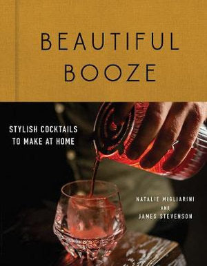 Beautiful Booze Book