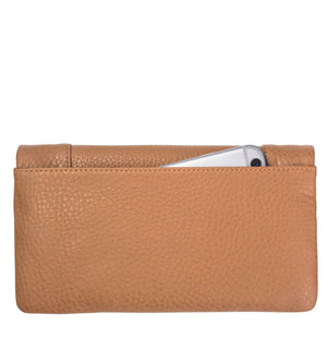 Status Anxiety - Some Type Of Love Wallet in Tan