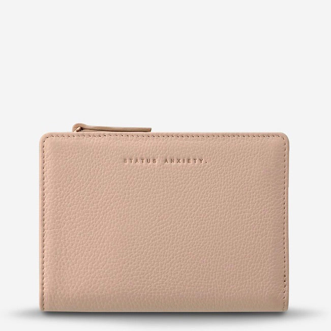 Load image into Gallery viewer, Status Anxiety - Insurgency Wallet in Dusty Pink