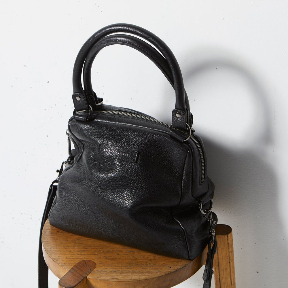 Status Anxiety - Last Mountains Bag in Black
