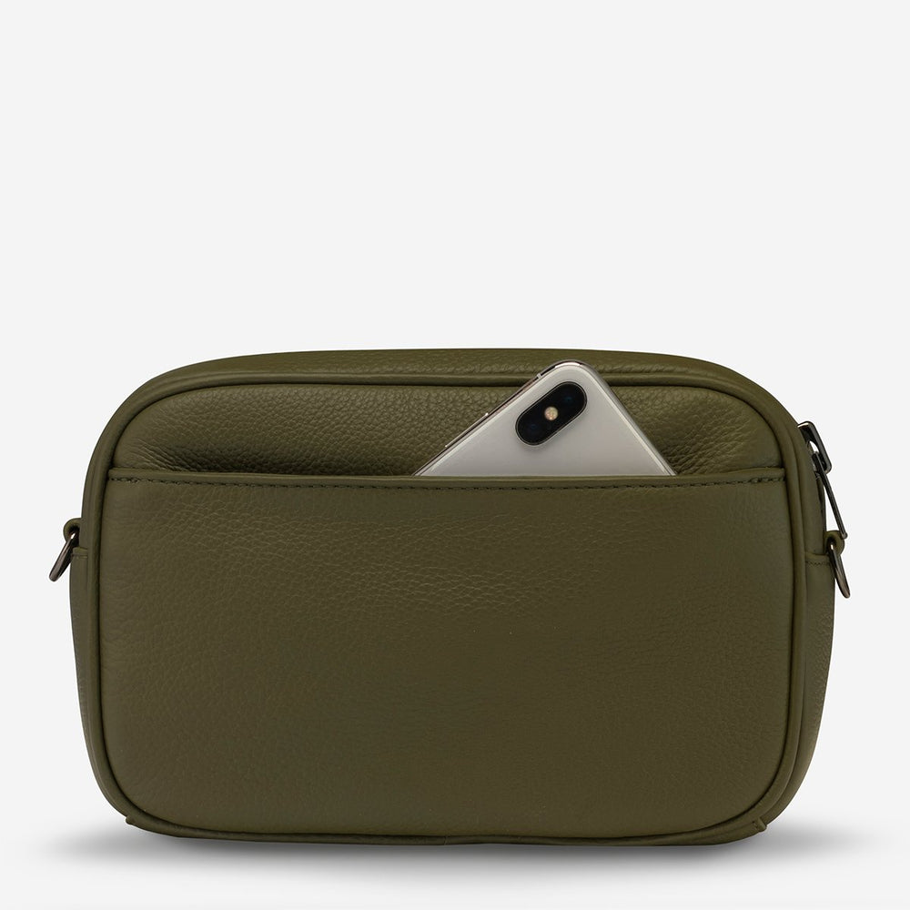 Status Anxiety - Plunder Bag in Khaki