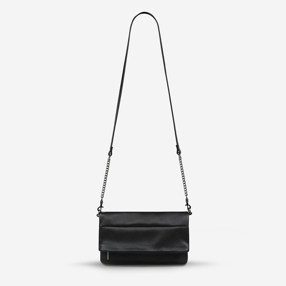 Load image into Gallery viewer, Status Anxiety - Unhinged Bag in Black