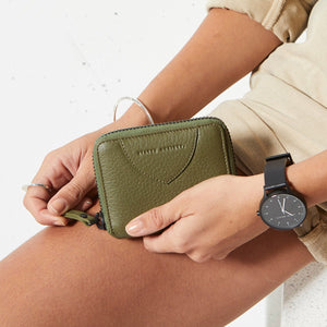 Load image into Gallery viewer, Status Anxiety - Wayward Wallet in Khaki