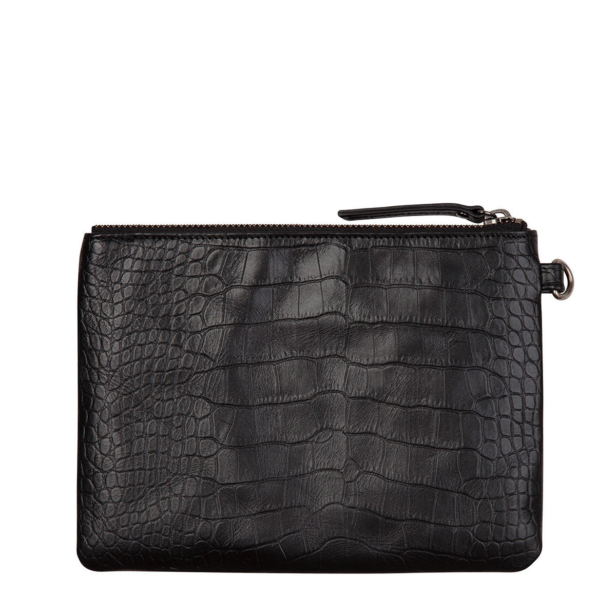 THE FIXATION BLACK CROC WALLET FROM STATUS ANXIETY