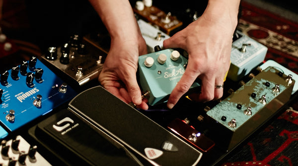 The Beginner's Guide To Gain Staging Guitar Overdrives