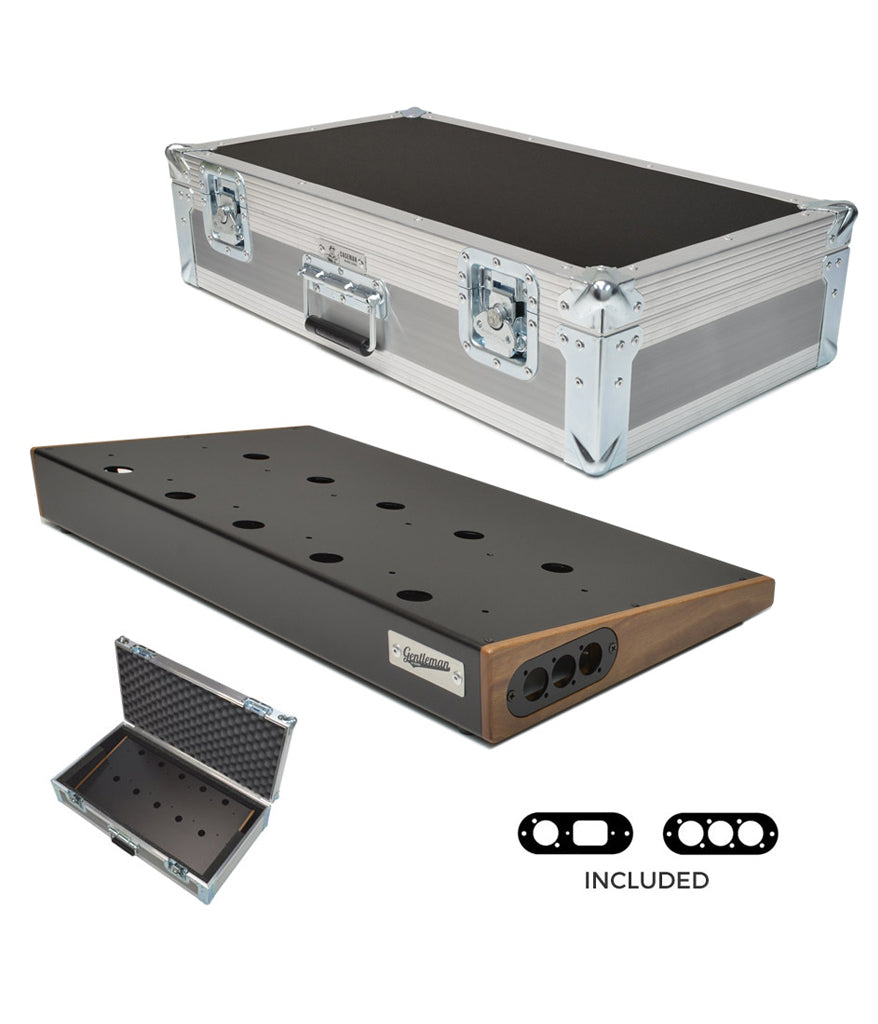 Gentleman Pedalboard (Medium)