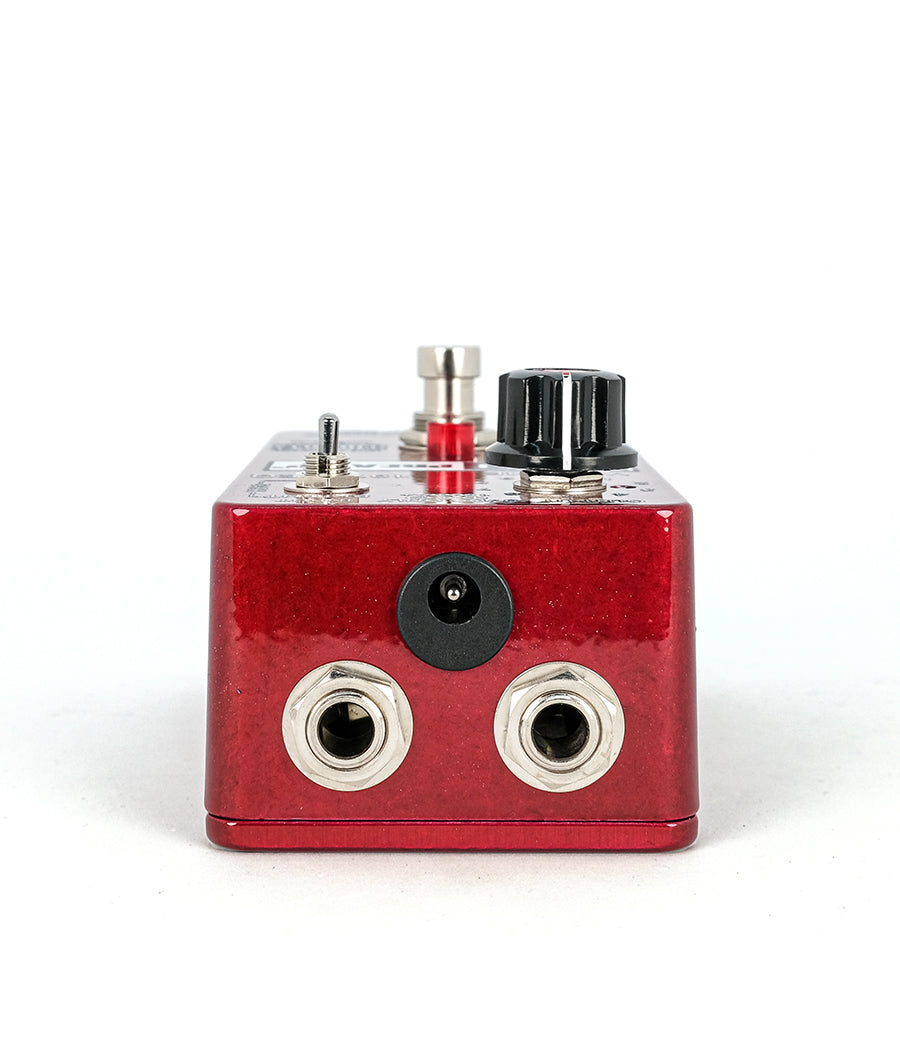 Secret Preamp (Candy Red)
