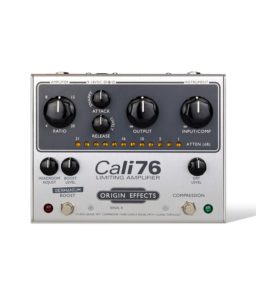 PAWN SHOP - Cali76-G-P Compressor (limited edition)